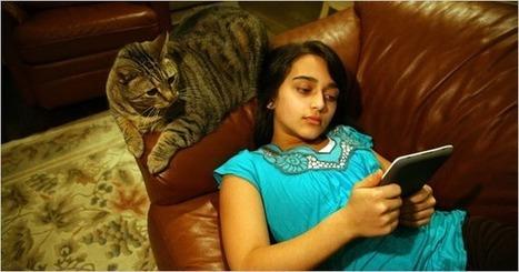 Ouders moeten leren hoe ze hun kinderen kunnen laten leren van e-books en e-content | Mediawijsheid ed | Scoop.it