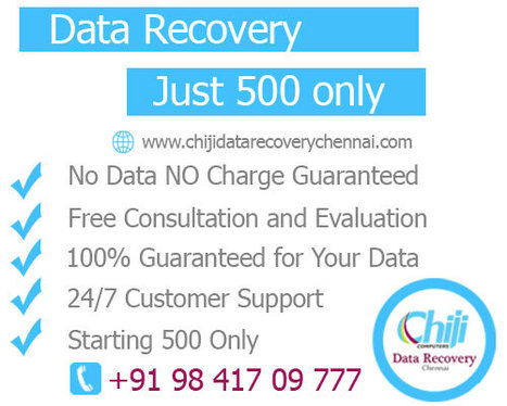 Hard Disk Data Recovery Services in Chennai - Chijidatarecoverychennai | Data Recovery in Chennai | Scoop.it