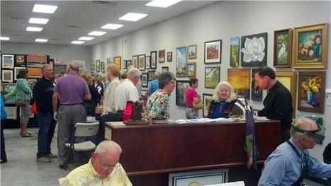 Artistic appreciation growing on the Grand Strand | Anything of Interest to Forest Dunes owners and guests | Scoop.it