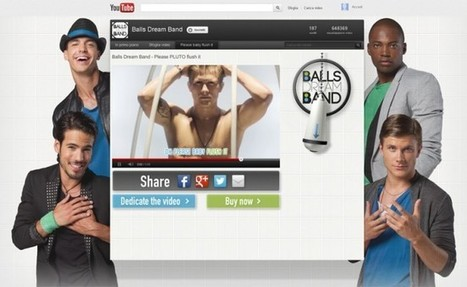 La Balls Dream Band impazza sul web: grande successo del viral video di Henkel | Balls Dream Band | Scoop.it