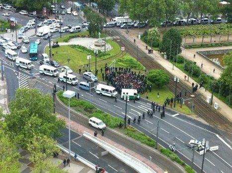 Francfort, prison à ciel ouvert. | #marchedesbanlieues -> #occupynnocents | Scoop.it