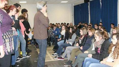 Théâtre-forum au lycée Alain pour parler du sida | Revue de presse du lycée Alain d'Alençon | Scoop.it