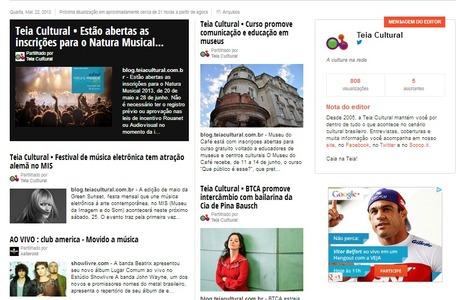 Caiu Na Teia | Teia Cultural | Scoop.it