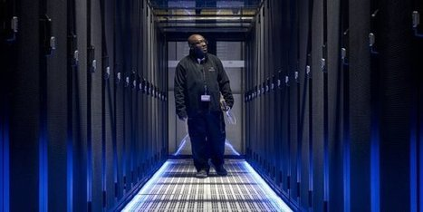 Au data center de Pantin, Equinix connecte le monde économique | Datacenters | Scoop.it