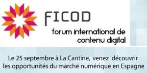 Rencontre autour de l'Espagne et le Forum des contenus numériques FICOD le 25 septembre 2012 dès 18H00 à La Cantine Toulouse   La Cantine Toulouse   Scoop.it