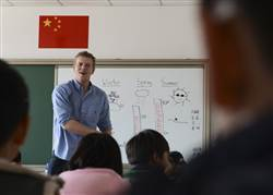 In China, English teaching is a whites-only club | Comparative Government and Politics | Scoop.it