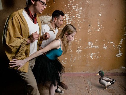 Review: Ballet-Horror-Comedy Duck Lake - San Francisco Arts - The Exhibitionist | Ballet around the World | Scoop.it