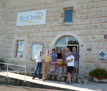 Serignac-sur-Garonne. Ici, le tourisme se porte bien, merci ! | Actu Réseau MOPA | Scoop.it