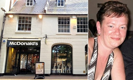 Diabetic mother-of-two is kicked out of McDonald's for injecting herse | diabetes and more | Scoop.it