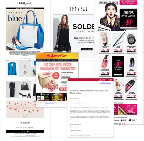 L'emailing dans un contexte cross-canal | Marketing communication intégrés | Scoop.it