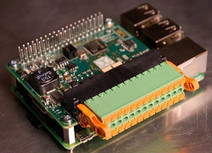 Raspberry Pi industrial HAT features RS-485 and 1-Wire | Open Source Hardware News | Scoop.it