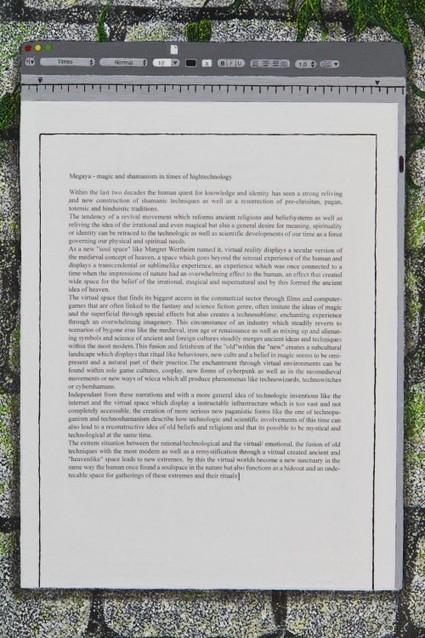VEIT LAURENT KURZ | JOHAN BERGGREN GALLERY | My Contemporary Art | Scoop.it