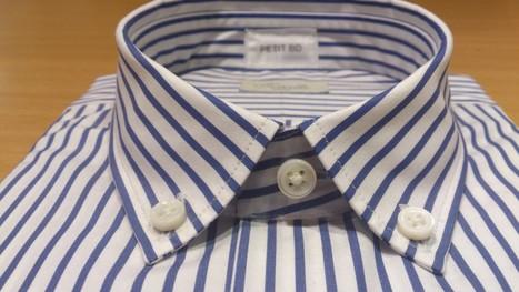 Les cols de vos chemises sur mesure   Torcello - Costume sur mesure   Scoop.it