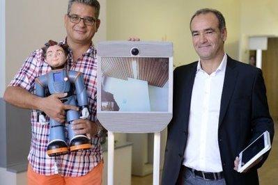 Toulouse. RoboCare Lab, quand les robots s'installent dans les maisons de retraite - ToulÉco | Une nouvelle civilisation de Robots | Scoop.it