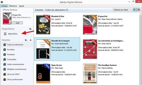Lectura de libros electrónicos en línea o sin conexión | Bibliotecas Universidad de Salamanca | DOCUARCH | Scoop.it