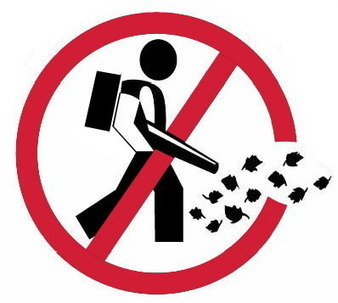 The Blow by Blow on Leaf Blower Abuse | Terra Nova Ecological Landscaping blog | Permaculture Design Review | Scoop.it
