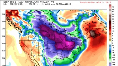 """There's a """"polar vortex"""" sweeping across America, and it is NASTY 