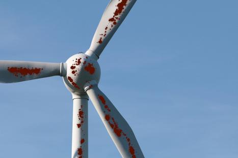 Un militant anti-écologiste meurt découpé après avoir tenté de prendre d'assaut une éolienne | Ecoréaction ou écolophobie | Scoop.it