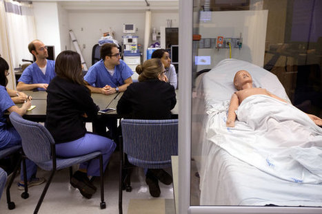 Artificial Patients, Real Learning | ANALYZING EDUCATIONAL TECHNOLOGY | Scoop.it