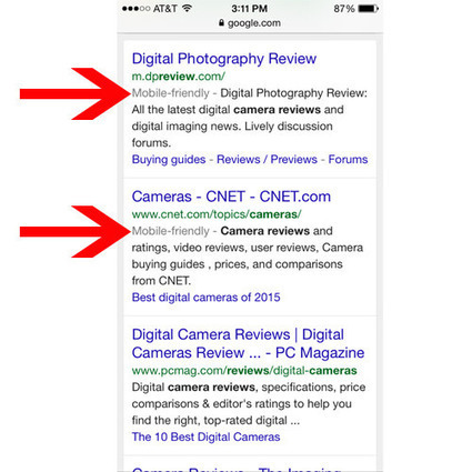 Assessing Mobile Usability With Google Webmaster Tools | Responsive WebDesign | Scoop.it