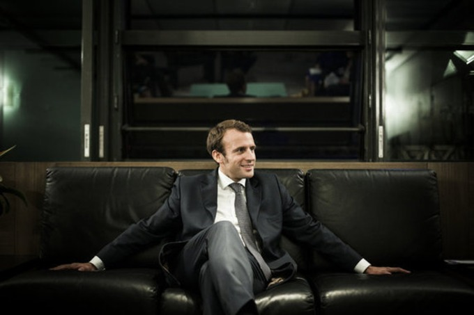 Emmanuel Macron of France Is the Face of the New Socialism - New York Times | real utopias | Scoop.it