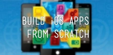 Learn How To Build iOS Apps…With No Programming [Deals] | Cult ... | Programming | Scoop.it