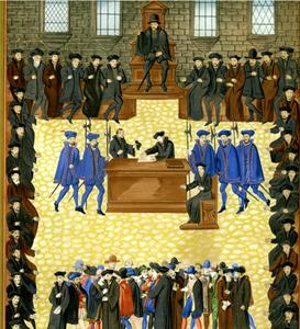 Les Archives municipales d'Angoulême - Mézée du Corps de Ville d'Angoulême en 1572 | GenealoNet | Scoop.it