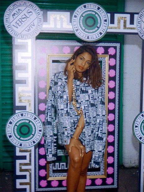 M.I.A x Versace : les premières images de la collaboration - Konbini   ON EST BEAUX - ON EST BOBOS   Scoop.it