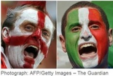 Italia-Inghilterra: pareggio (di stereotipi) | Terminologia etc. | Glossarissimo! | Scoop.it