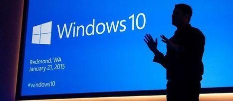 Pourquoi Windows 10 va changer la donne | Geek or not ? | Scoop.it