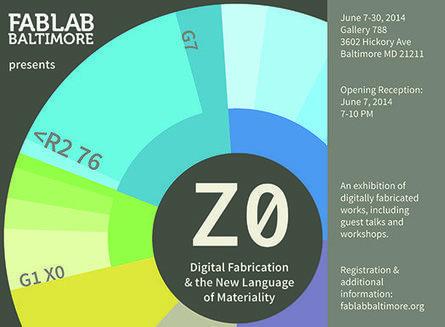 Fab Lab Baltimore & Gallery 788 Hosts 3D Printing Art, Talks ... | Peer2Politics | Scoop.it
