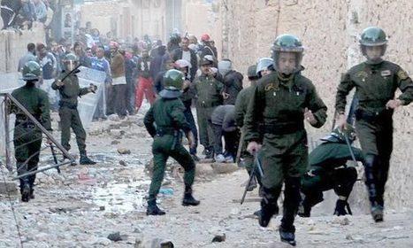 Droits de l'Homme en Algérie : L'UE interpellée au sujet de la «situation inquiétante» - LE MATIN.ma | Morocco | Scoop.it