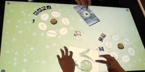 Ferrero Rocher fête ses 30 ans avec une table tactile MultiTouch et tangible |Génération Tactile … Out Of Home | E-commerce, M-commerce : digital revolution | Scoop.it