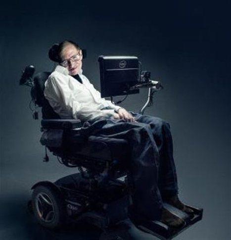 Διαθέσιμη η τεχνολογία ομιλίας του Στίβεν Χόκινγκ   Differentiated and ict Instruction   Scoop.it