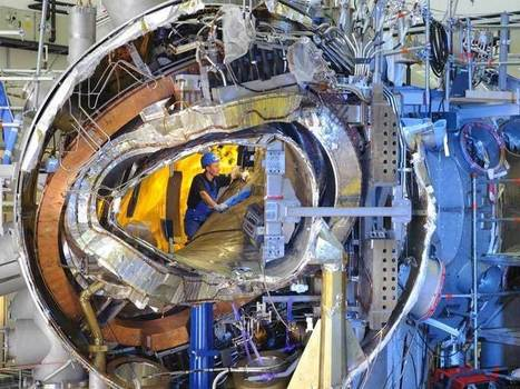 Germany's Nuclear Fusion Experiment Begins With Success - D-brief | Science and Global Education Trends | Scoop.it