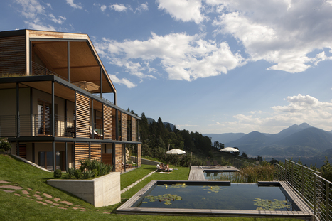 Design Awards 2013 baignades et piscines écologiques | BIOTOP - Baignades & piscines  ecologiques - Jardin | Scoop.it