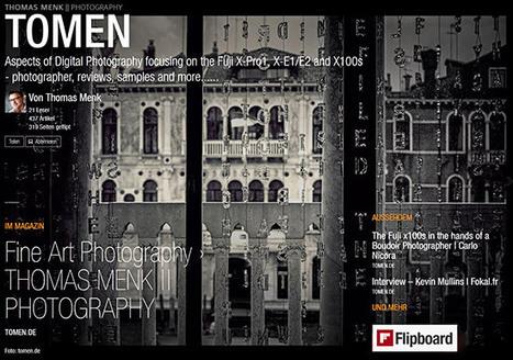 TOMEN – Magazine on Flipboard | Thomas Menk | Photography | Scoop.it