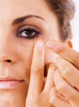 Comment mettre des lentilles de contact en toute sécurité | Fan du Guide de la Vue | Scoop.it