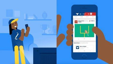 Introducing the Facebook Sports Stadium | Facebook Newsroom | Content Marketing and Curation for Small Business | Scoop.it