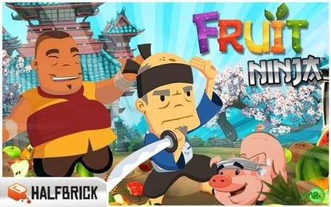 Fruit Ninja APK Android Latest Version Free Download   isaac   Scoop.it