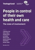 People in control of their own health and care   cancer advocacy   Scoop.it