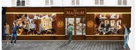 Pop up stores : les marques se mettent en scène | Concurrents-Marketing | Scoop.it