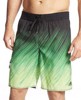 adidas Faded Volley Swim Shorts - Swimwear - Men - Macy's | Gentleman | Scoop.it