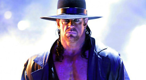 The Undertaker Shocks The Wrestling World With His Smackdown Announcement | MOVIES VIDEOS & PICS | Scoop.it