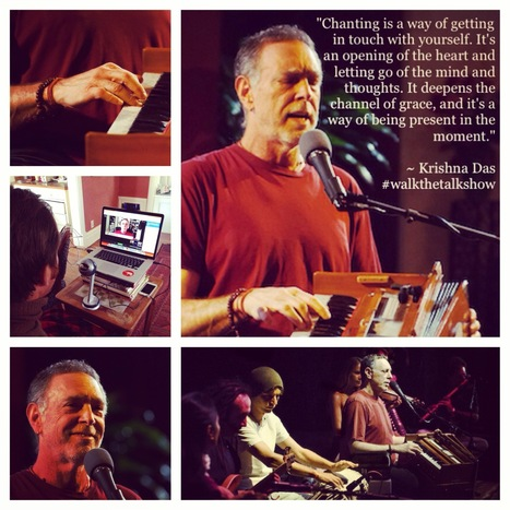 Waylon with Krishna Das: A fun, yet Serious Man with a Voice that Could Move Mountains to Dance. | Leadership and Spirituality | Scoop.it