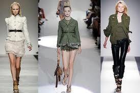 El Look Para Tu Dia, En Version Militar   Fashion Today   Scoop.it