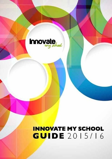 IMS Guide 201516 - Innovate My School | Into the Driver's Seat | Scoop.it
