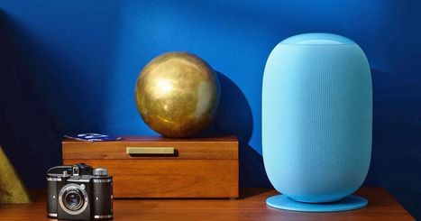 Whyd is a colorful take on voice-controlled wireless speakers | MUSIC:ENTER | Scoop.it
