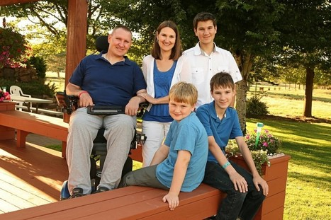 ALS Family Study-Why Study Children and Youth as Caregivers? | #ALS AWARENESS #LouGehrigsDisease #PARKINSONS | Scoop.it