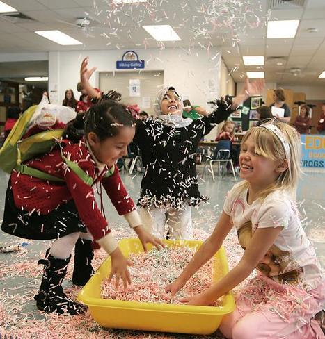 The Importance of Tinkering in Education Even if it Means Getting Messy | early childhood education and more | Scoop.it